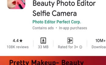 Pretty Makeup- Beauty Selfie Camera Apk
