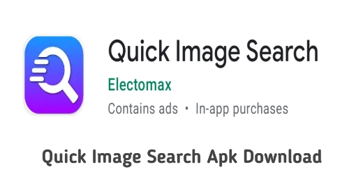 Quick Image Search Apk Download