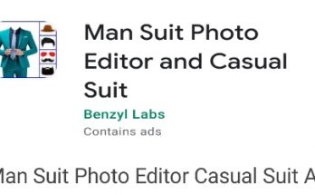 Man Suit Photo Editor Casual Suit Apk
