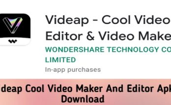 Videap Cool Video Maker And Editor Apk Download